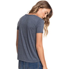 Roxy Chasing The Swell T-Shirt Femme, mood indigo